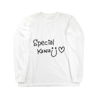 すぺしゃるカワイイ♡ Long sleeve T-shirts