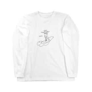ニューウェーブ/New Wave Long sleeve T-shirts