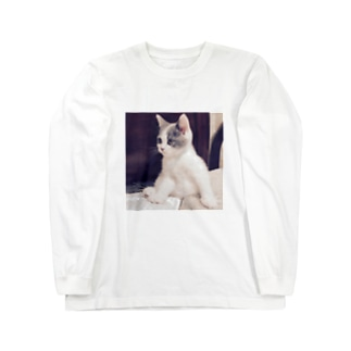 貫禄あり Long sleeve T-shirts