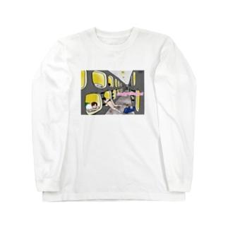 ラッキーチャンス/Lucky Chance! Long sleeve T-shirts
