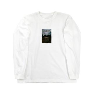m o r n i n g  l i g h t  Long sleeve T-shirts