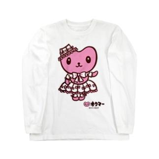ロリィタ オクマー Long sleeve T-shirts