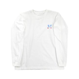 うさふじお Long sleeve T-shirts