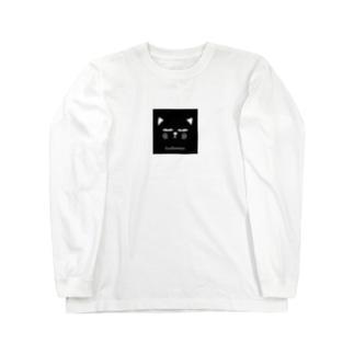 ZooBeenucoフェイス Long sleeve T-shirts