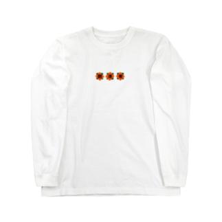 はなれ Long sleeve T-shirts