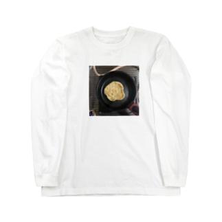 ナン Long sleeve T-shirts
