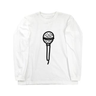マイク Long sleeve T-shirts