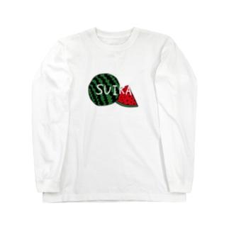 SUIKA T Long sleeve T-shirts