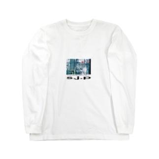 『目覚め(s.j.p)』 Long sleeve T-shirts