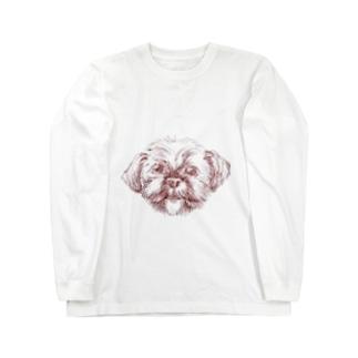 ケーキちゃん Long sleeve T-shirts