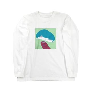 みにょん Long sleeve T-shirts
