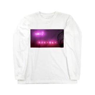 NEO TOKYO Long sleeve T-shirts
