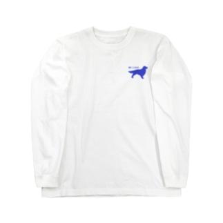 BLUE GOLDEN Long sleeve T-shirts