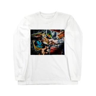 犀川 Long sleeve T-shirts
