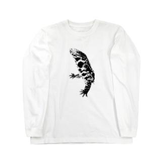 うずめ Long sleeve T-shirts