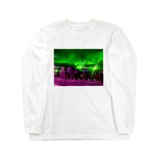 秋です Long sleeve T-shirts