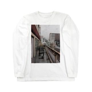 Zou Yilu(balcony) Long sleeve T-shirts