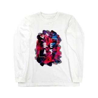 「 BEAT 」 Long sleeve T-shirts