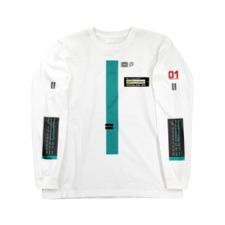 MIKU V3 Long sleeve T-shirts