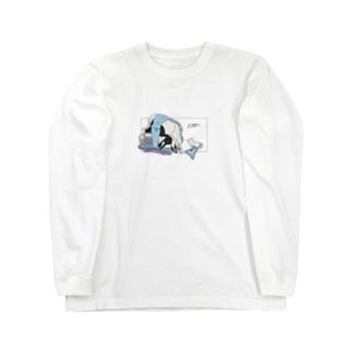 sentakumono. Long sleeve T-shirts