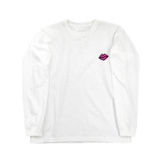 i am GIRL ロングスリーブTシャツ Long sleeve T-shirts