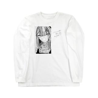 つよき Long sleeve T-shirts
