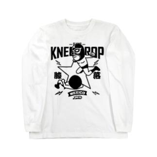 LUCHA LIBRE#88mono Long sleeve T-shirts