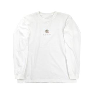 保土ヶ谷シウマイ会議シウマイ1個 Long sleeve T-shirts