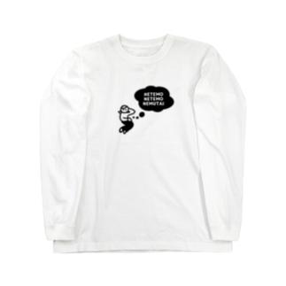 NETEMONETEMONEMUTAI Long sleeve T-shirts