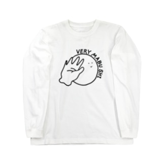 Very まぶしい・黒色 Long sleeve T-shirts