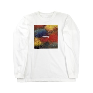 no5_okalong Long sleeve T-shirts