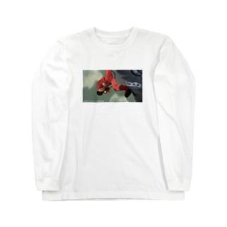 ピーキーすぎて… Long sleeve T-shirts