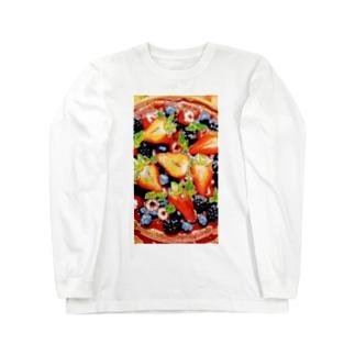 ベリータルト Long sleeve T-shirts