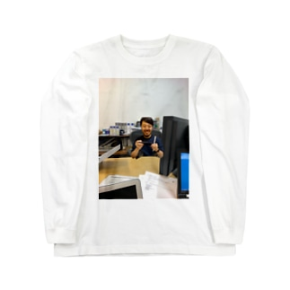 福永 Long sleeve T-shirts