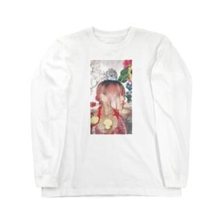 オフィーリアのパリピ Long sleeve T-shirts