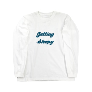 カラフルロゴ Long sleeve T-shirts
