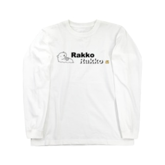 ラッコ Long sleeve T-shirts