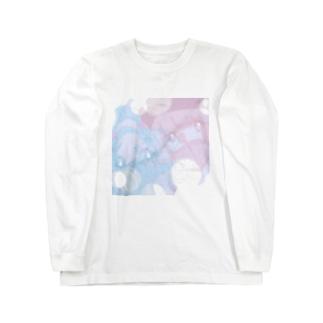 めるちゅうぃんたー Long sleeve T-shirts