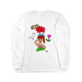 不良 Long sleeve T-shirts