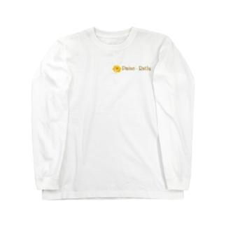 Pmine・Ratlu(プミーネラトル) Long sleeve T-shirts