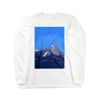 泉ヶ岳 Long sleeve T-shirts