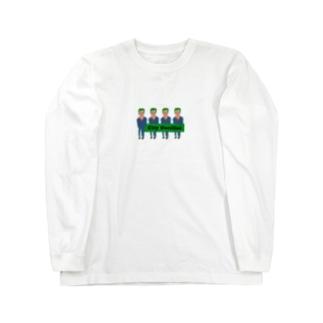 City Gorillas Long sleeve T-shirts