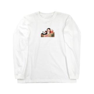 あさみさん Long sleeve T-shirts