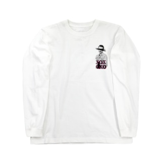 xoxoxo(foreign people) Long sleeve T-shirts
