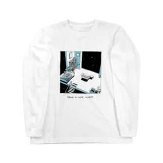 oyasumi Long sleeve T-shirts