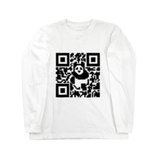 PNDコード Long sleeve T-shirts