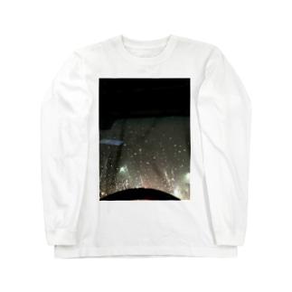 レイン。 Long sleeve T-shirts