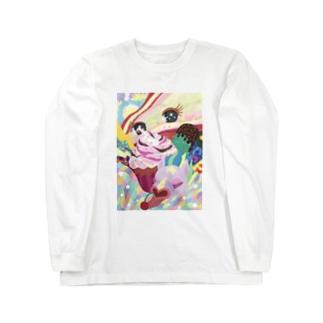 スイーツドリーム Long sleeve T-shirts
