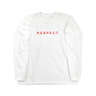 RESPECT Long sleeve T-shirts
