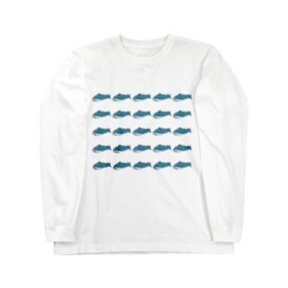 サメち FOREVER Long sleeve T-shirts
